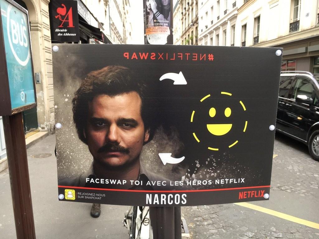 Faceswap Netflix