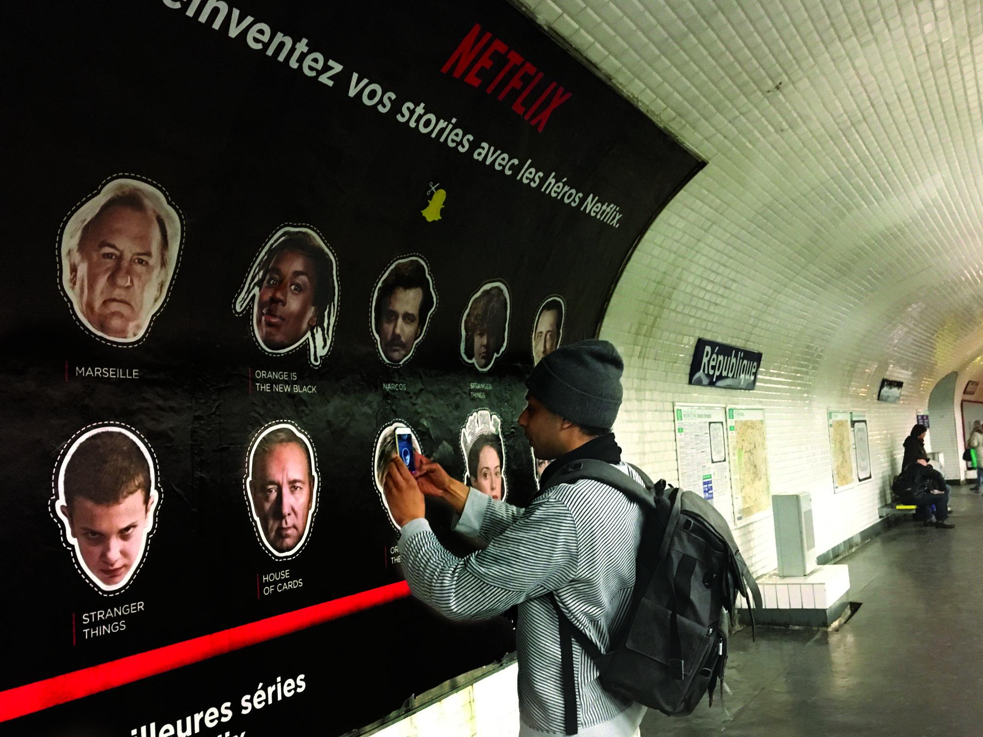 Ciseaux Netflix