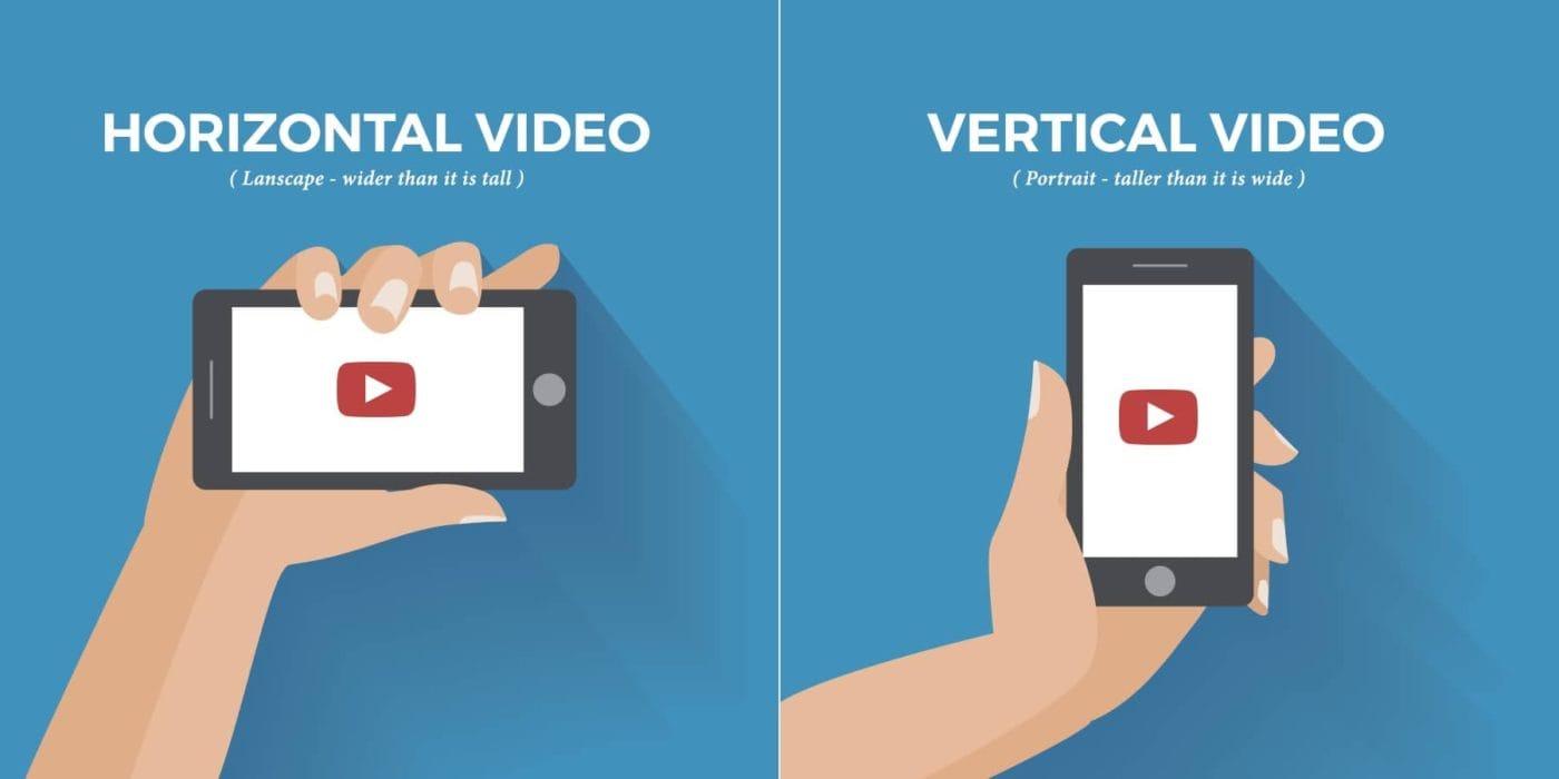 comment faire une video verticale visuel clef alt