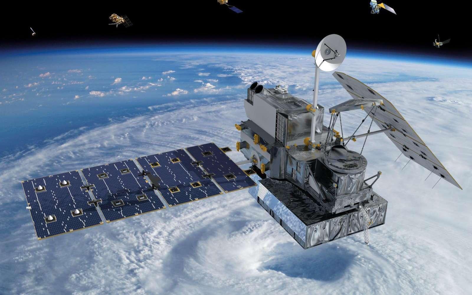 assurance-satellite-données