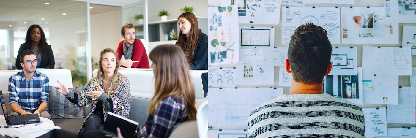 delegataire de gestion mutuelle process et brainstorming