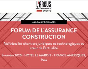 forum assurance construction argus
