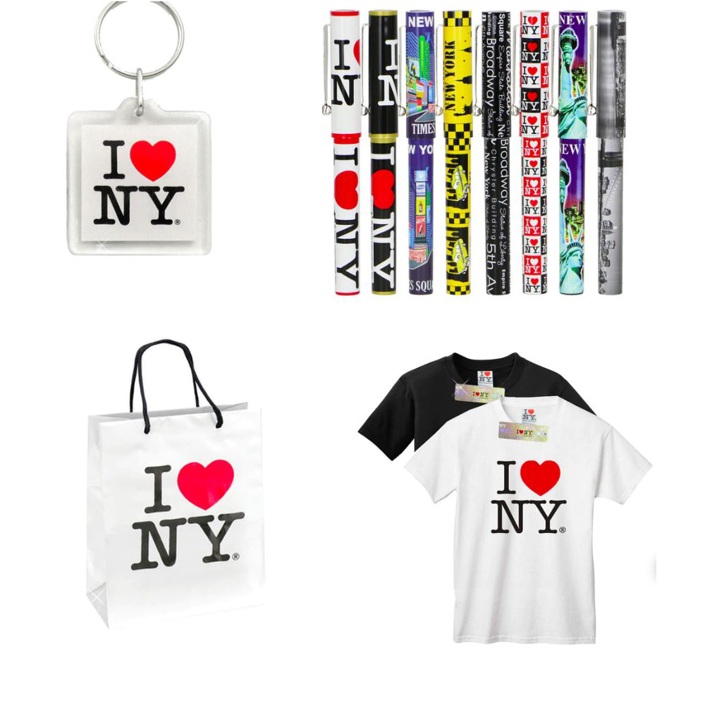 exemple charte graphique i love new york