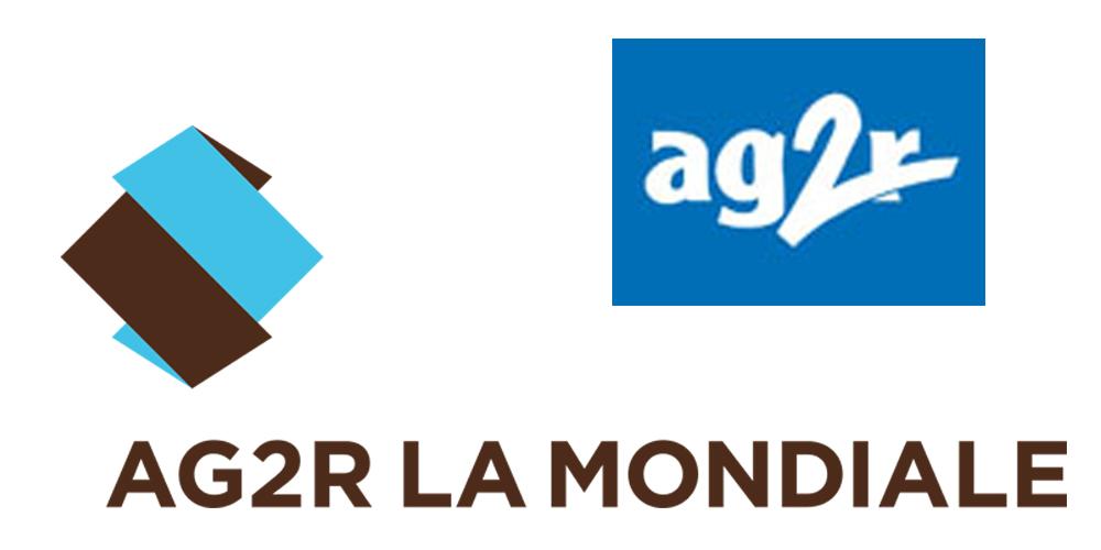 changement logo AG2R