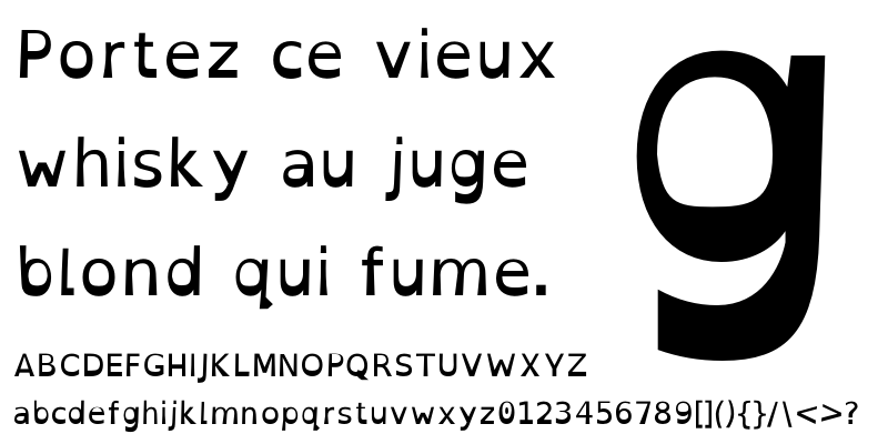 pangram exemple