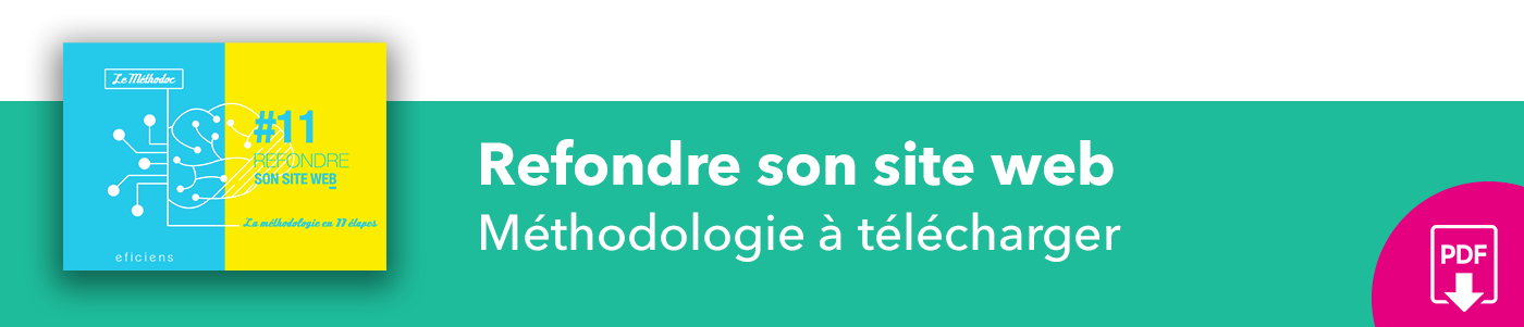 Bannière méthodoc #11 Refondre son site internet