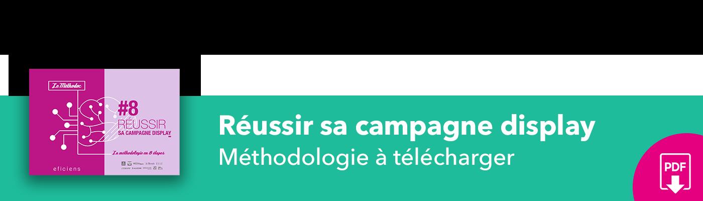 Bannière méthodoc #8 Réussir sa campagne display