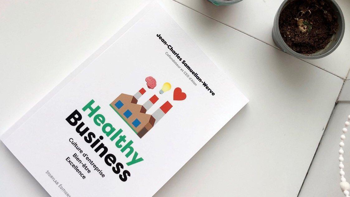 Healthy Business Alan