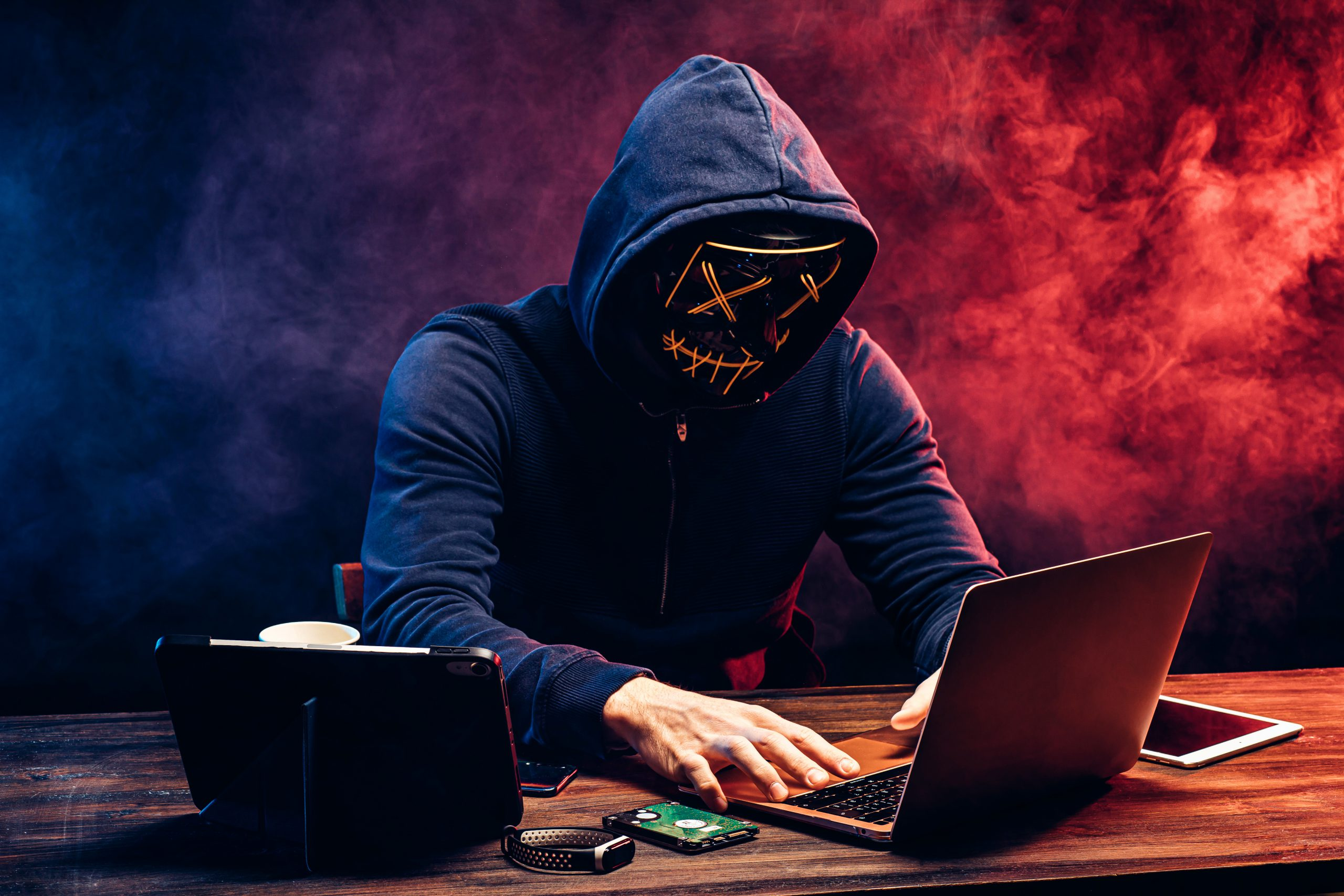 pirates cyber