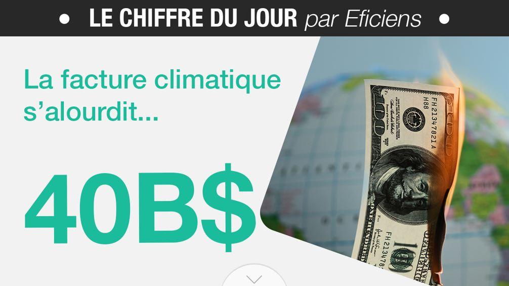 Climat assurance coût