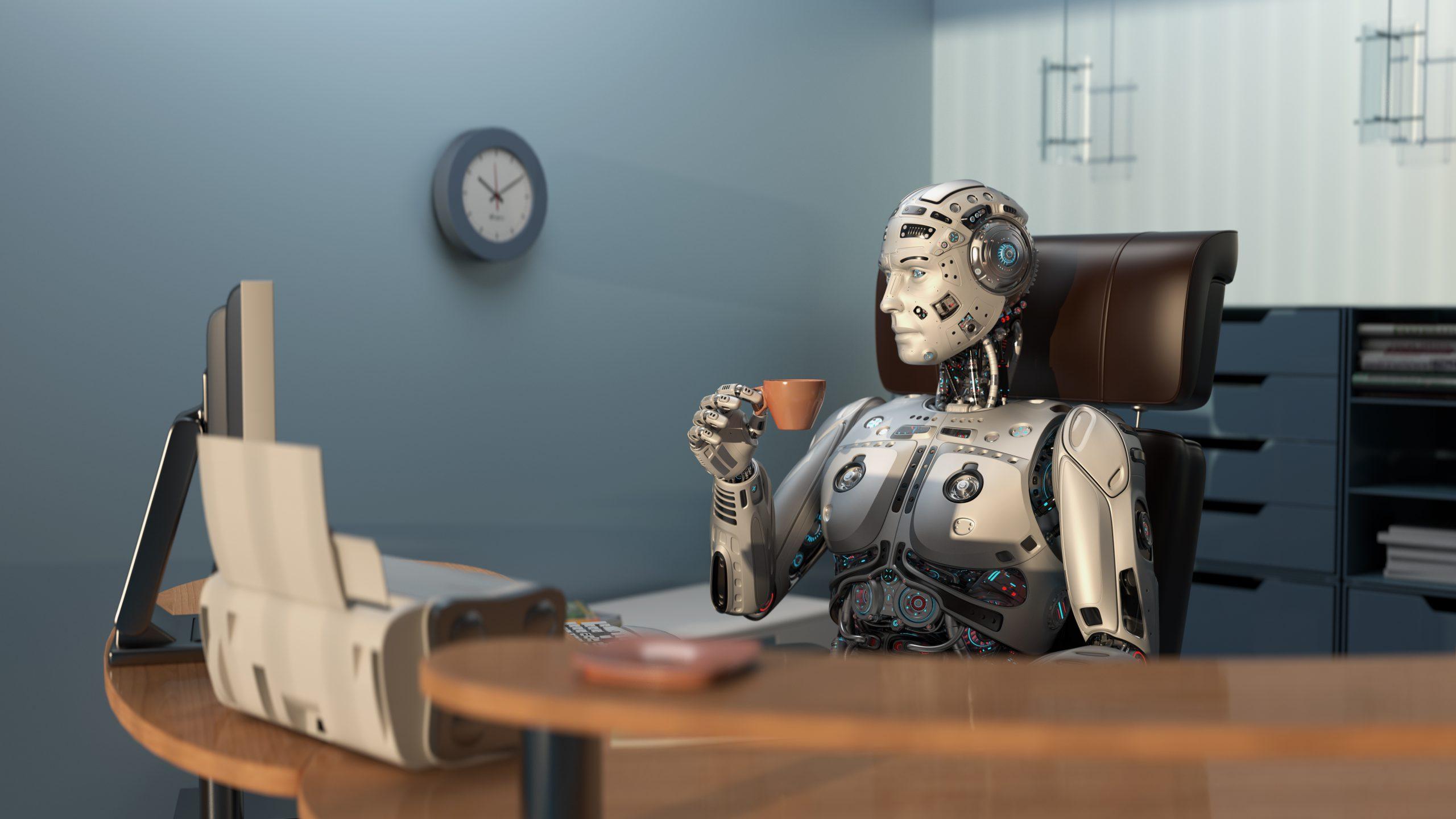 IA peur travail
