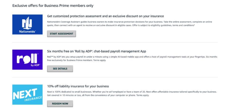 Amazon partenariat assurance